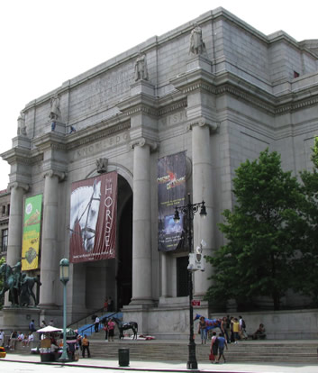 Mechanical Construction & HVAC Ductwork Services New York, NY – American Museum of Natural History