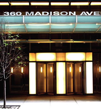 HVAC, Heating and Cooling System, Installation & Services New York, NY – Office Buildings at 360 Madison Avenue