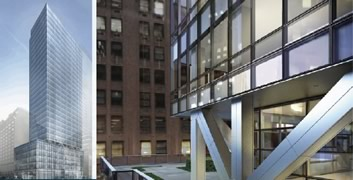 HVAC System Installation & LEED Mechanical Construction New York, NY – Office Buildings on 510 Madison Ave
